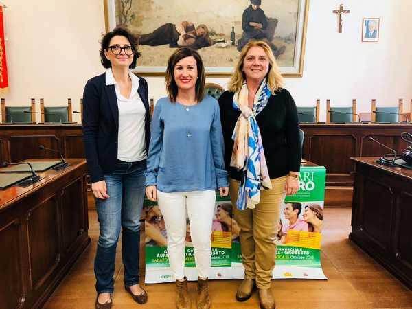 """Volontari al Centro"": le associazioni grossetane protagoniste nel weekend"