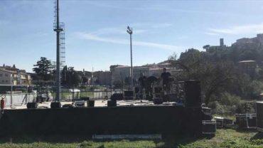 Musica, sport, moto e beneficenza: un weekend all'insegna della solidarietà al palazzetto