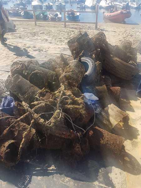 """""""A…Mare il Mare"""": associazioni e studenti ripuliscono i fondali del golfo"""