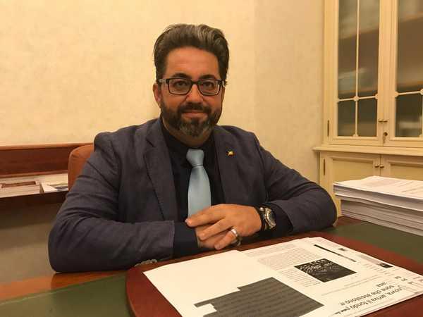 """Photo of Giannella, Berardi: """"Nuove fognature nella frazione entro la prossima estate"""""""
