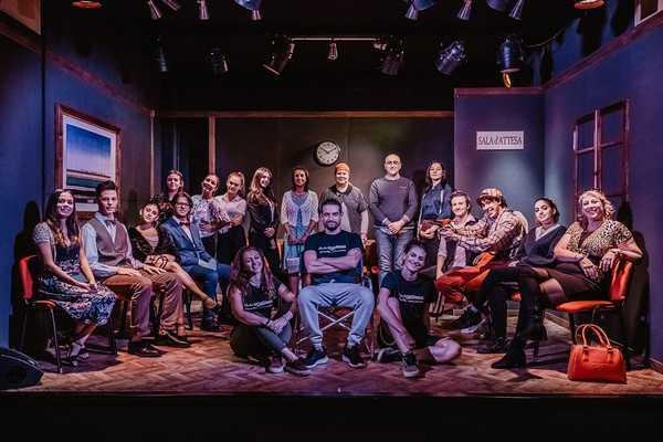 """""""La sala d'attesa"""": ecco la commedia scritta dagli allievi dello Studio Enterprise"""