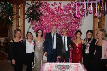 """Insieme in rosa: posticipata al 3 novembre la """"cena delle fate"""""""