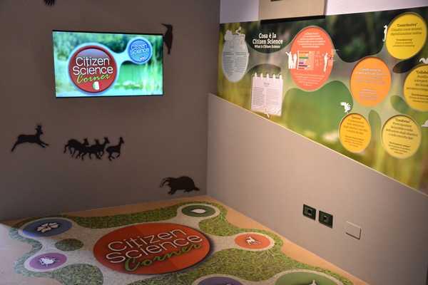Citizen science: il Museo di storia naturale protagonista di un libro internazionale