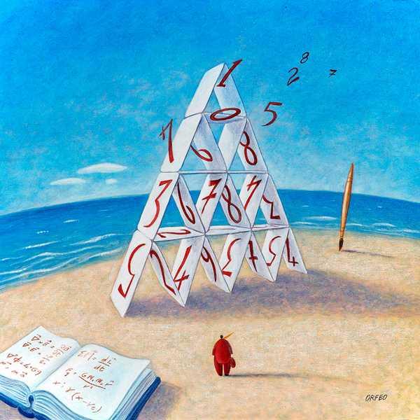 """""""Calendario"""": le opere del pittore grossetano Armando Orfeo in mostra"""