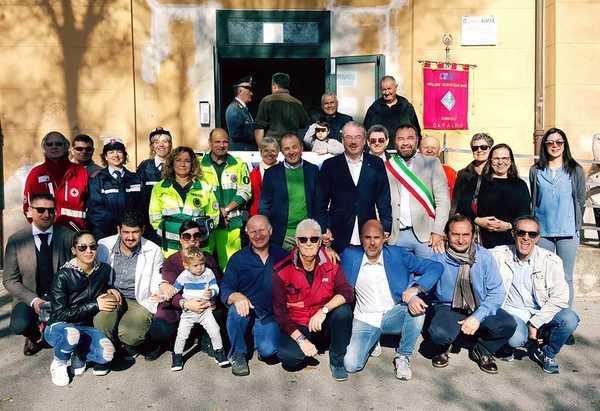 """Capalbio, Bellumori: """"I volontari una garanzia per il territorio e le sue fragilità"""""""