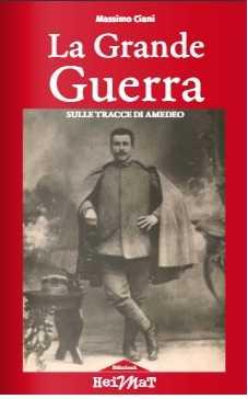 """""""La Grande Guerra"""": il primo romanzo di Massimo Ciani presentato a Cinigiano"""