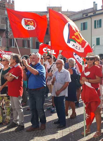 """Photo of Il Pci scrive all'Anpi: """"Rilanciamo azioni per l'antifascismo e contro il revisionismo"""""""