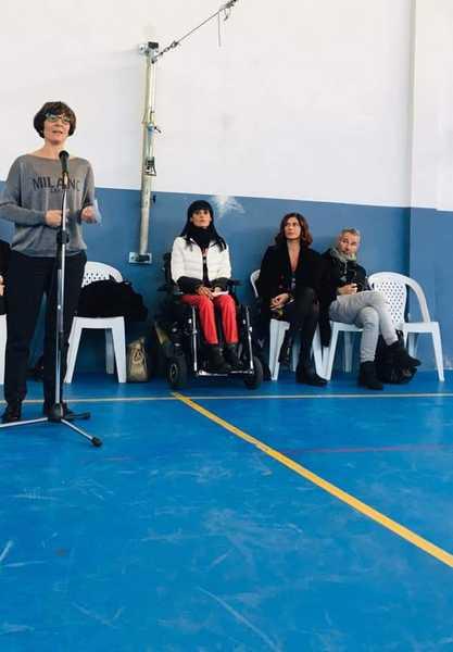 """""""Io, Licia e l'oscuro"""": il libro di Federica Morellini commuove gli studenti"""