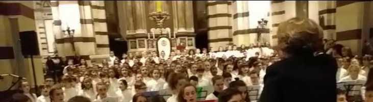 """Photo of """"Note di Natale"""": gli alunni grossetani protagonisti di un concerto in duomo"""