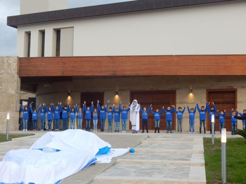 Festa alla Cittadella: dedicata la nuova chiesa di Madre Teresa di Calcutta