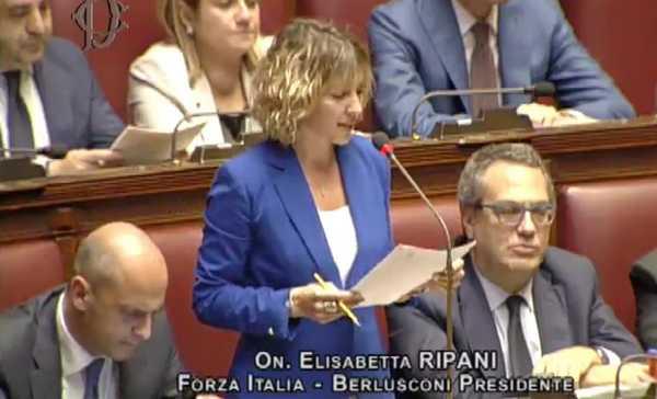 """Tirrenica e Due Mari, Ripani: """"Il Governo accoglie gli indirizzi di Forza Italia"""""""