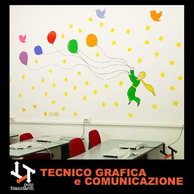 Il Piccolo Principe si confronta e twitta con la street art: decorate le aule della scuola