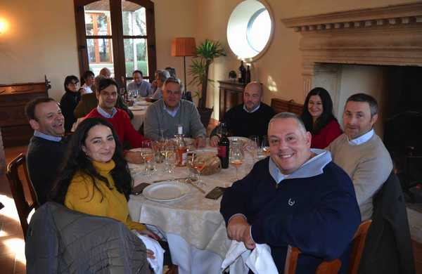 Confagricoltura: ultimo consiglio dell'anno e pranzo per gli auguri con i dipendenti