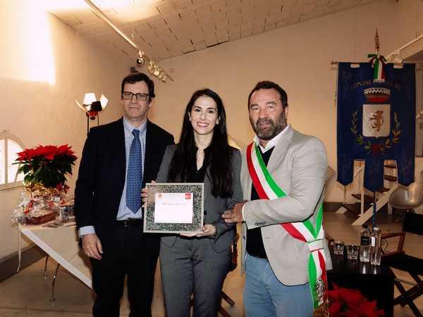 Capalbio celebra Sheila Russo: festa per l'ingegnere robotico protagonista nella ricerca