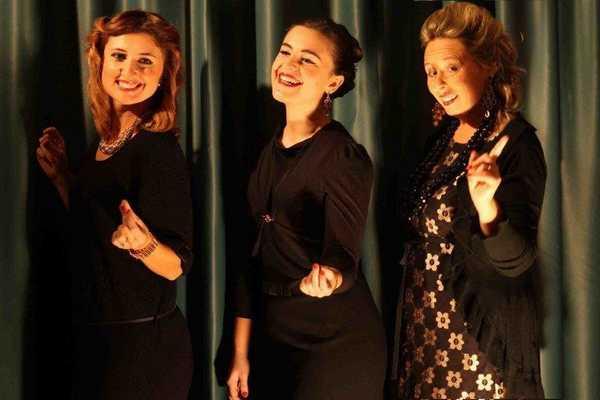 """Christmas Swing"": le SpumaStella in concerto al villino Panichi"