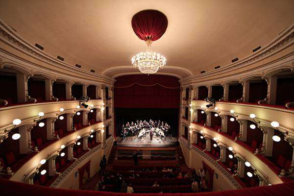 "Photo of ""Pianoforte & Orchestra"": concerto dell'Orchestra Vivace al teatro degli Industri"