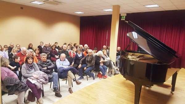 """Photo of All'Istituto """"Giannetti"""" il concerto di Natale degli allievi"""