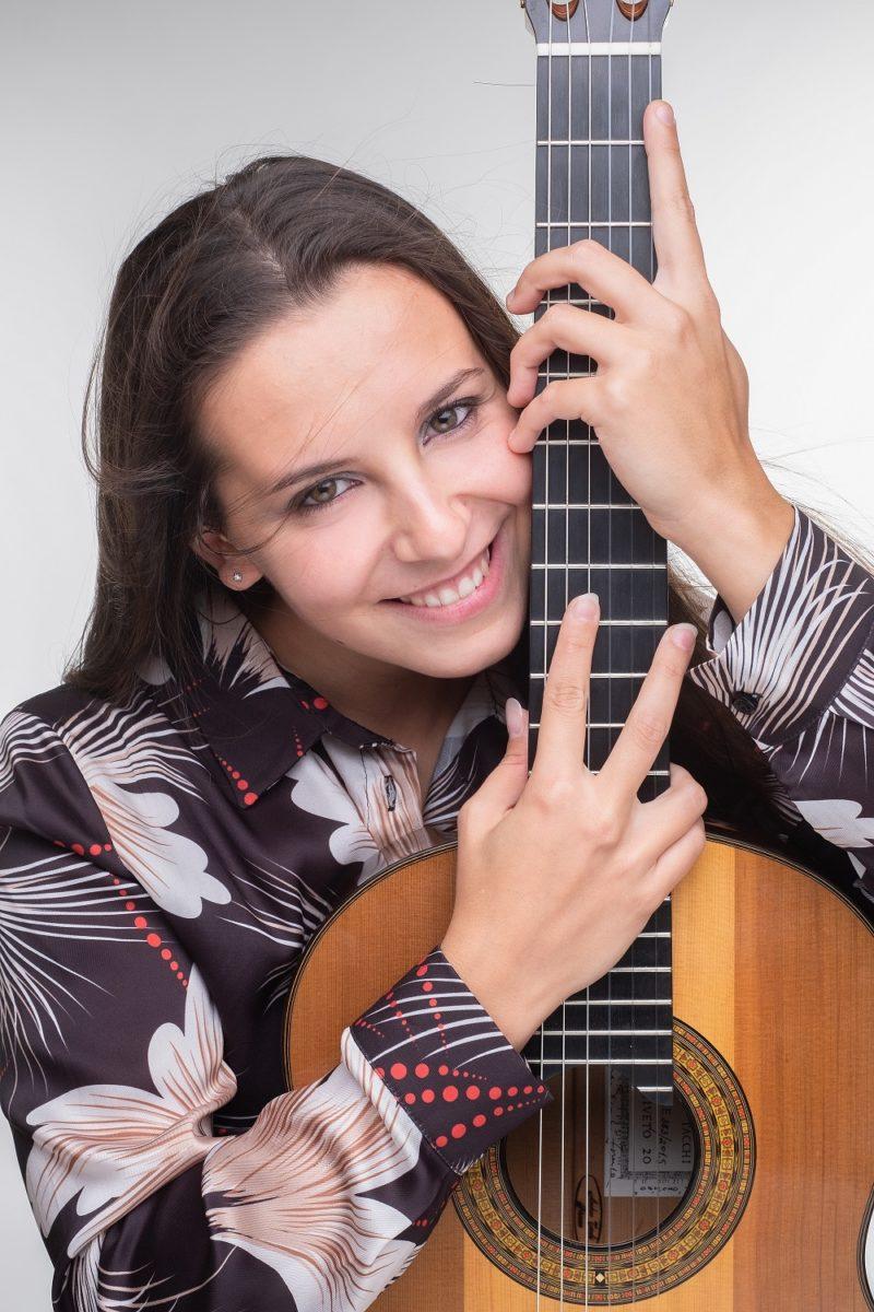 Concerto al Museo archeologico: protagonista la grossetana Carlotta Dalia