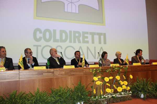 Assemblea degli Stati generali di Coldiretti Toscana: presente anche il Ministro Centinaio