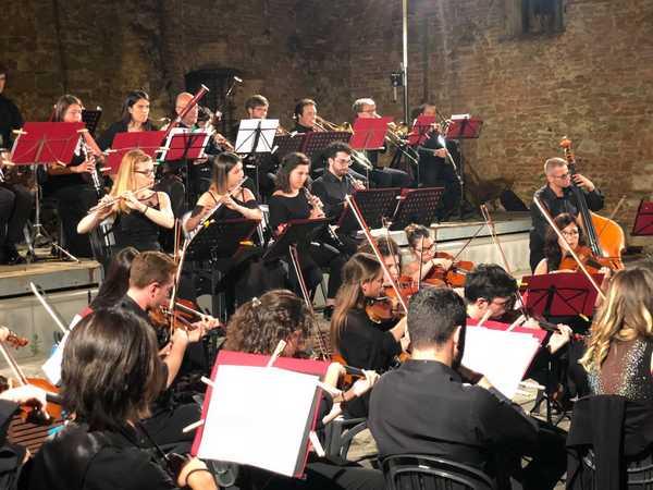 L'Orchestra giovanile Vivace si esibisce in Cattedrale. Previsti cinque concerti nel 2019