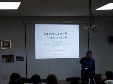 """""""Pianeta Galileo"""": al Polo tecnologico si studia la fisica nel cinema"""