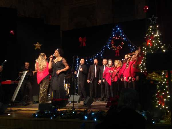 "Photo of ""The Christmas Gospel"": i Sisters and Brothers Gospel Choir Ensemble in concerto all'Argentario"