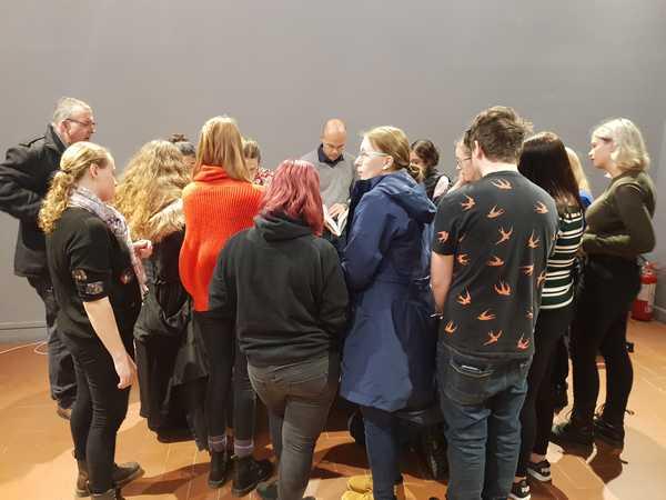 Dall'Australia alla Maremma: studenti e docenti in visita ai musei di Massa Marittima