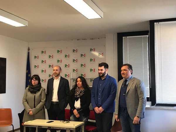 Verso il congresso Pd: ecco i candidati maremmani a sostegno della mozione Martina