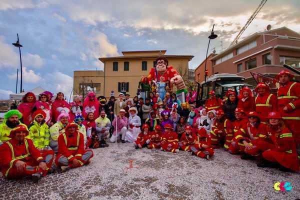 Il Carnevale Colora Castiglione Della Pescaia Il Programma Delle