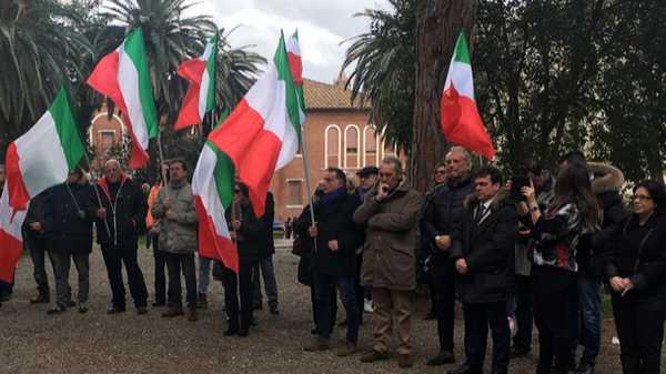 Giorno del ricordo, Fratelli d'Italia commemora le vittime delle foibe