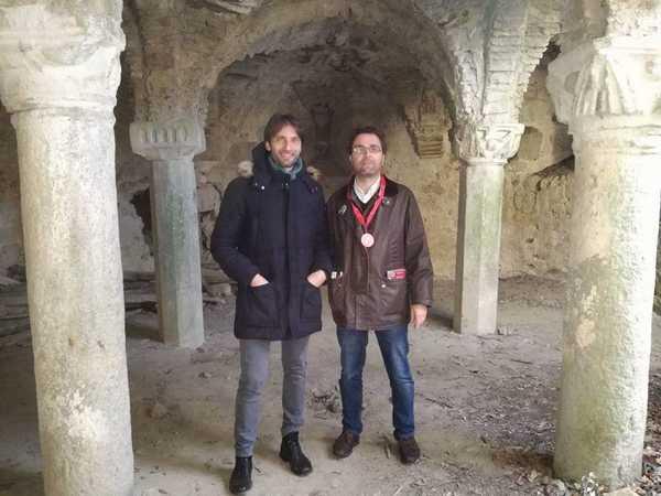 """Photo of """"I luoghi del cuore"""": la cripta di Giugnano sfiora i 2000 voti nel concorso del Fai"""