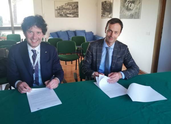 Photo of Sottoscritto il protocollo per il turismo tra Camera di commercio e Seam
