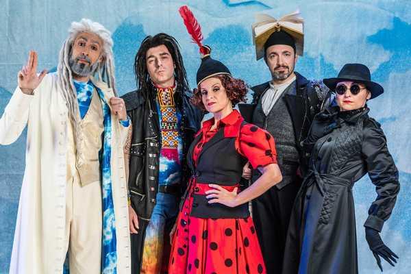 Stagione teatrale: gli Oblivion in scena alla Fonderia Leopolda