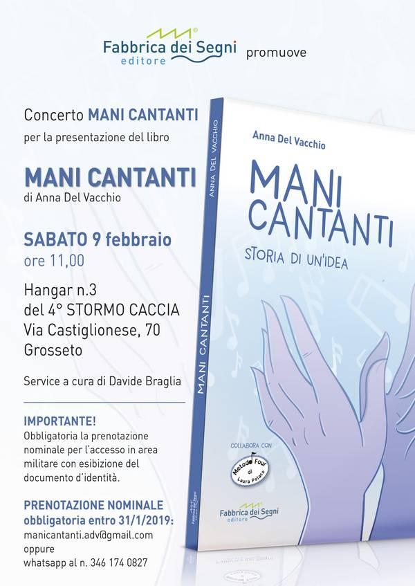 """""""Mani Cantanti"""", il Quarto Stormo ospita un concerto nella Lingua dei Segni italiana"""