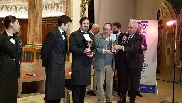 Photo of Il sommelier maremmano Luca Matarazzo terzo al Master per Ambasciatore del Sagrantino
