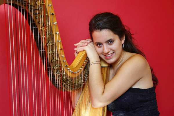 Continuano i concerti dell'Agimus: al Polo Bianciardi l'arpa di Michela Zanoni