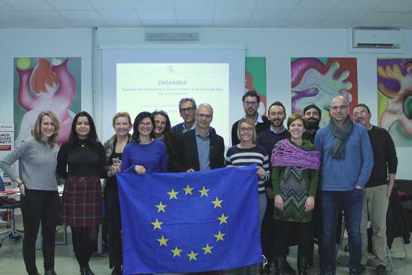 """Sviluppo della pesca: primo incontro tra i partner del progetto europeo """"Ensamble"""""""