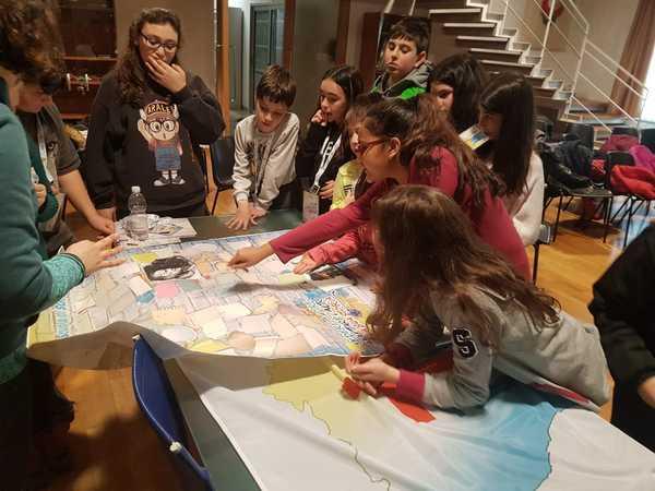 Progetto Asso: gli studenti a scuola di primo soccorso con la Misericordia