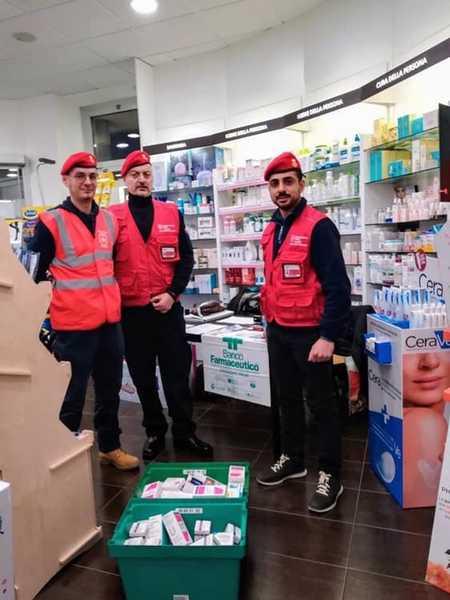 Giornata di raccolta del farmaco: il Cisom dona 80 confezioni di medicine alla Caritas