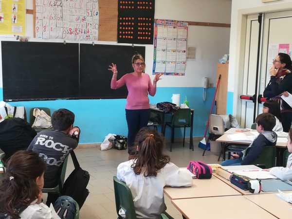 """""""RI-Creazione"""" sbarca a Castiglione: gli studenti a lezione di educazione ambientale"""