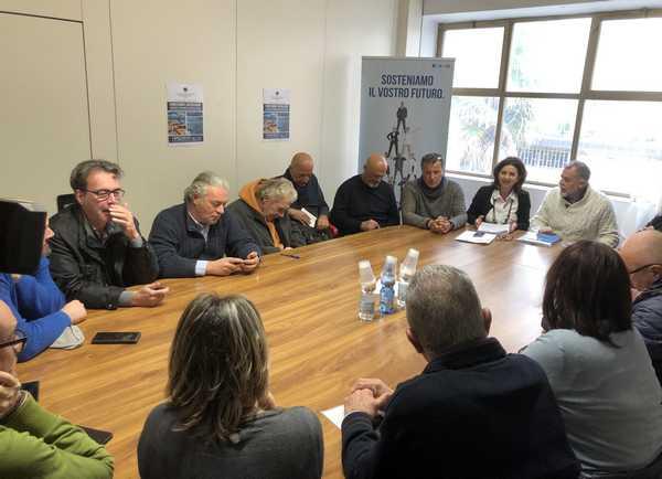 """Balneari, incontro in Confcommercio: """"Fare squadra per richiedere estensioni concessioni"""""""