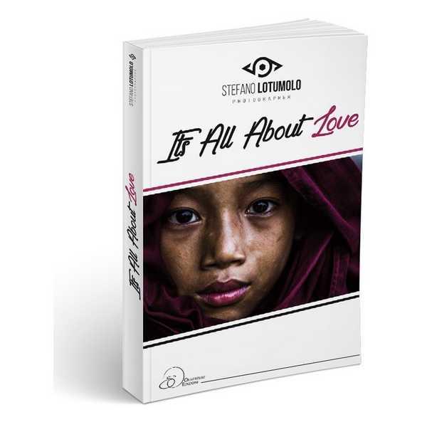 """""""Its all about love"""": il libro fotografico sui reportage di Stefano Lotumolo presentato a QB"""