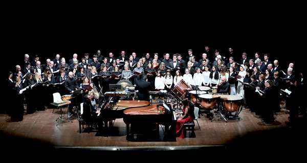 """""""Recondite armonie"""": boom di spettatori per il concerto """"Carmina Burana"""""""