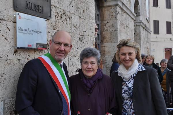 Massa Marittima: il Museo archeologico porta il nome del professor Camporeale