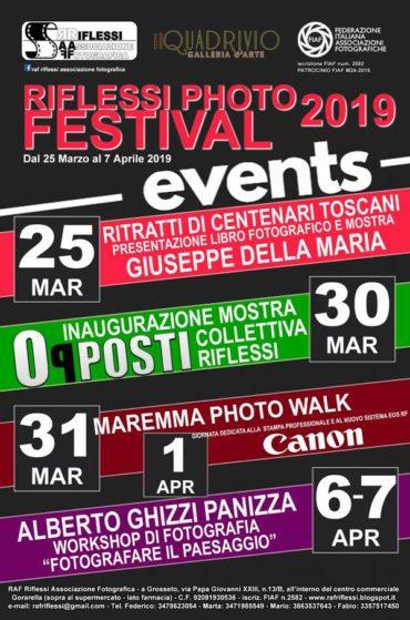 Al Quadrivio arriva il primo Riflessi Photo Festival
