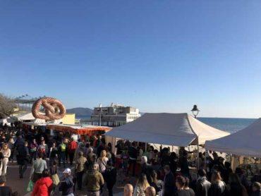 Boom di visitatori a Piazze d'Europa: record di presenze nel weekend