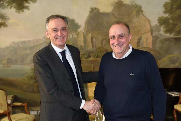 Antonio D'Urso nuovo direttore generale della Asl Toscana sud est