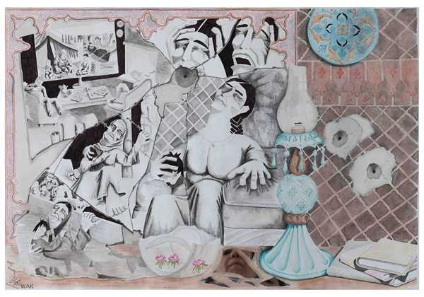 """Le cosine che tutti sanno!"": talking exhibition al Khorakhané"