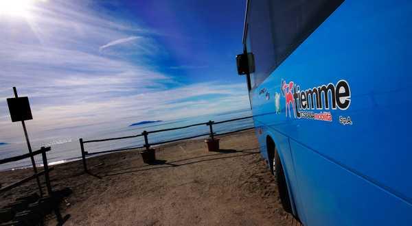 Tiemme, cresce il servizio dei bus tra Alberese e il mare: partenze ogni trenta minuti