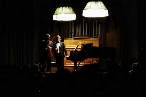 """Photo of """"La voce di ogni strumento"""": concerto al buio nella chiesa di San Francesco"""